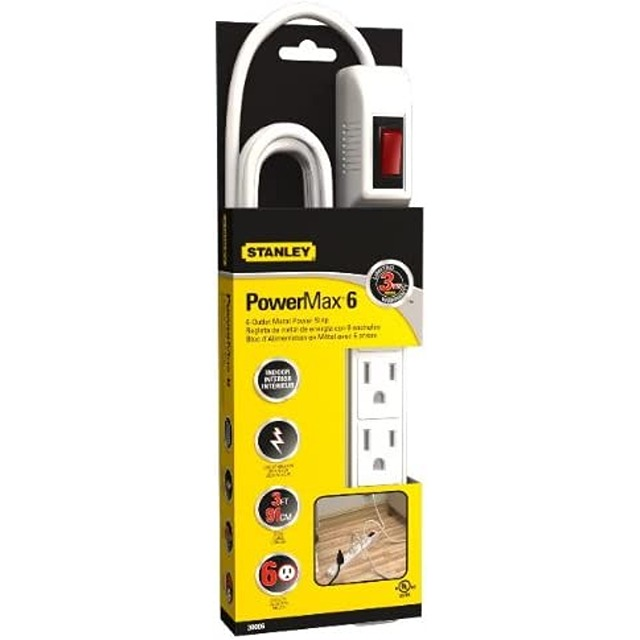 30006. STANLEY ELECTRICAL POWER MAX STRIP ...